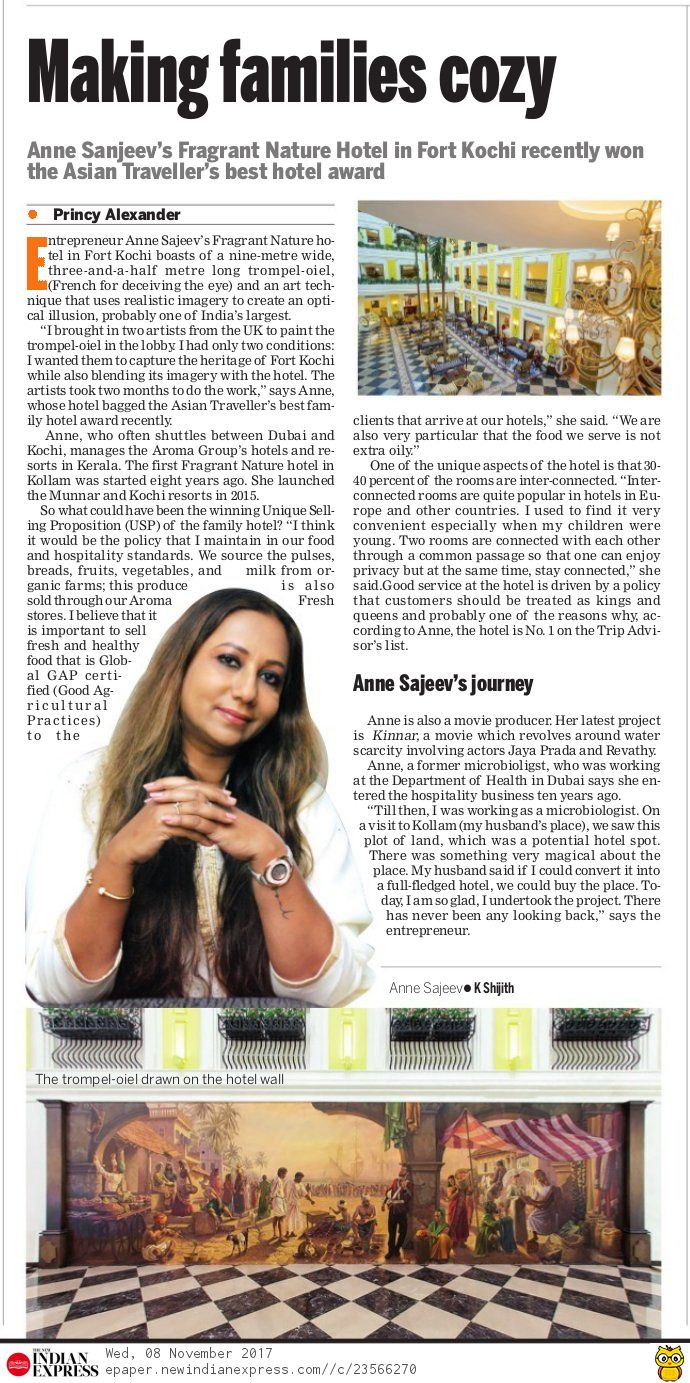 The New Indian Express - Kochi